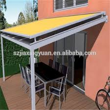 Awning Remote Control Remote Control Metal Roof Awning Manufacturer Buy Roof Awning