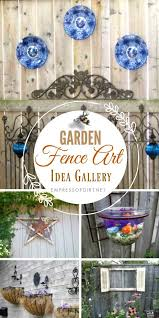 25 Unique Vintage Balls Ideas 25 Creative Ideas For Garden Fences Empress Of Dirt