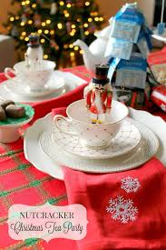 party prep nutcracker christmas tea party bigelow tea the