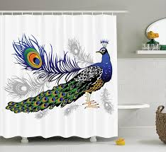 peacock shower archives