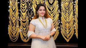kerala traditional gold jewellery collections