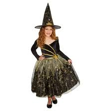 Witch Halloween Costumes Girls Girls U0027 Deluxe Shooting Star Witch Costume Hyde Eek Boutique