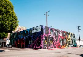 the generational gentrification of the los angeles arts district exterior
