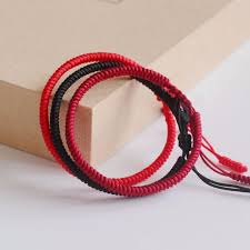 knot rope bracelet images Tale design 2017 multi color tibetan buddhist handmade knots lucky jpg