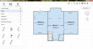 build your own floor plan free free floor plan software homebyme review