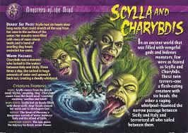 scylla and charybdis wierd n u0027wild creatures wiki fandom
