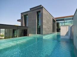 swimming pool design modern single family home by simmengroup