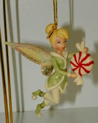 lenox 2012 annual ornament disney s peppermint pixie tinker bell sold