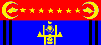 Flag By Golden Khanate Flag By Wolfmoon25 On Deviantart