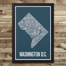 Map Room Boston by Boston Neighborhood Typography City Map Print U2013 Flying Junction Co
