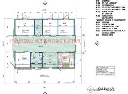 Garage Floor Plans With Living Quarters Home Plans Barn Plans With Living Quarters For Inspiring Rustic