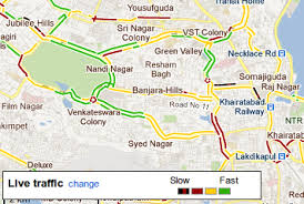 navigation map maps navigation and live traffic data come to india