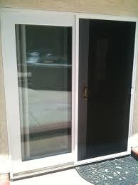 Screen Doors For Patio Doors Awesome Patio Sliding Screen Door Replacement Patio Design Ideas