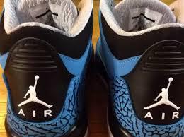 powder blue air jordan 3