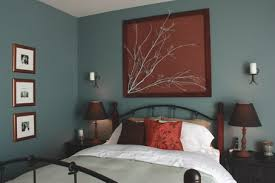 Tags The Colour Of The Walls Is Sherwin Williams Tame Teal Love - Bedroom wall color
