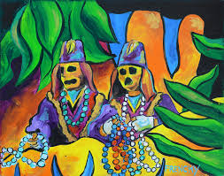 vintage mardi gras frenchy collection of mardi gras paintings official website of