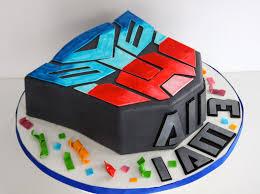 transformer cake celebrate with cake transformer cake