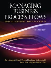 managing business process flows principles of operations