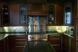 Steel Kitchen Backsplash Backsplash For Kitchen Ideas For Stainless Steel Backsplash