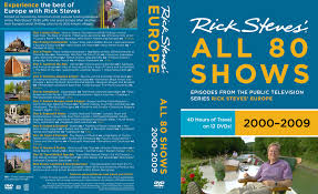 rick steves europe all 80 shows