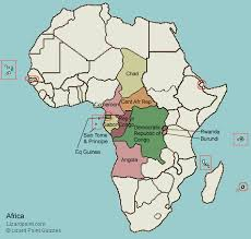 map central test your geography knowledge central africa countries lizard