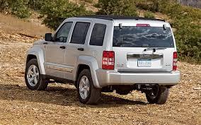 2008 jeep liberty value 2008 jeep liberty road test truck trend