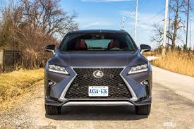 lifted lexus rx 2016 lexus rx 350 f sport review doubleclutch ca