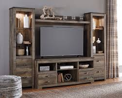 ashley trinell entertainment center dream rooms furniture