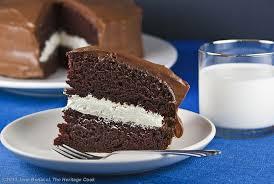 chocolate vanilla cake recipes food cake tech