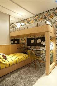 Save Space Bed Bunk Bed With Desk 60 Creative Ideas To Save Space Home Decoo