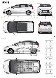 peugeot 5008 dimensions peugeot 5008 pictures posters news and videos on your pursuit