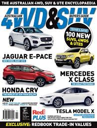 Australian Woodworking Magazine Subscription by Australian 4wd And Suv Buyers Guide Magazine Sept Issue 30 2017