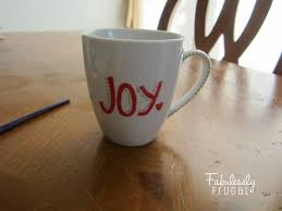 Decorating Porcelain Mugs Simple Diy Gifts Kids Can Make For The Holidays Parentmap