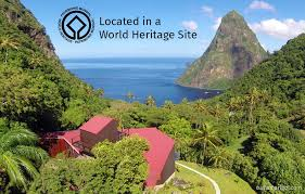 St Lucia Cottages by St Lucia U0027s Pitons Stagroves Villa A Unique Vacation Rental