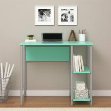 mainstays basic metal student desk multiple colors walmart com