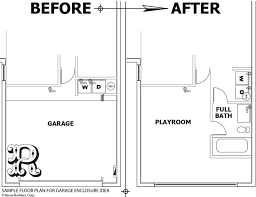 Small Full Bathroom Floor Plans 18 Best Garage To Apartment Images On Pinterest Architecture