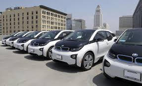 electric cars bmw los angeles police add 100 electric cars to fleet the san diego