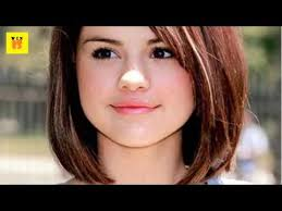 haircut for big cheekbones short haircut ideas for thick hair and chubby faces youtube