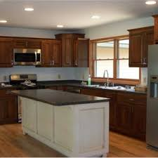 crystal cabinets racine wi ron s cabinets inc in racine wisconsin
