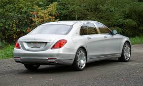 maybach 2015 2016 mercedes maybach s600 review autonxt