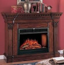 Realistic Electric Fireplace Realistic Electric Fireplace