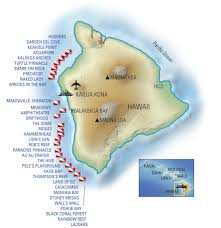 map kona usa aggressor fleet official site liveaboard scuba dive yacht trips