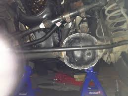 exhaust in way of oil pan removal jeepforum com