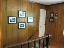 how to paint wood paneling look well all modern home designs