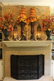 Decorating A Mantle Fall Mantel Decorating Ideas With Fireplaceoffice And Bedroom