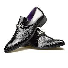 mens snakeskin shoes ebay