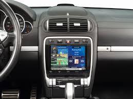 Porsche Cayenne Navigation System - installation kit compatible with porsche cayenne 9pa for 8 inch