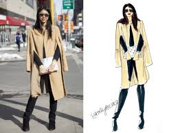 chic sketch fashion app will turn your photos into custom fashion