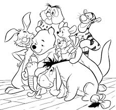 winnie pooh coloring pages 6 winnie pooh winnie pooh