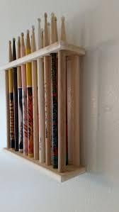 best 25 drum room ideas on pinterest rock room drummer gifts drumstick display drumstick holder druumer drum stick storage display holds 9 pairs